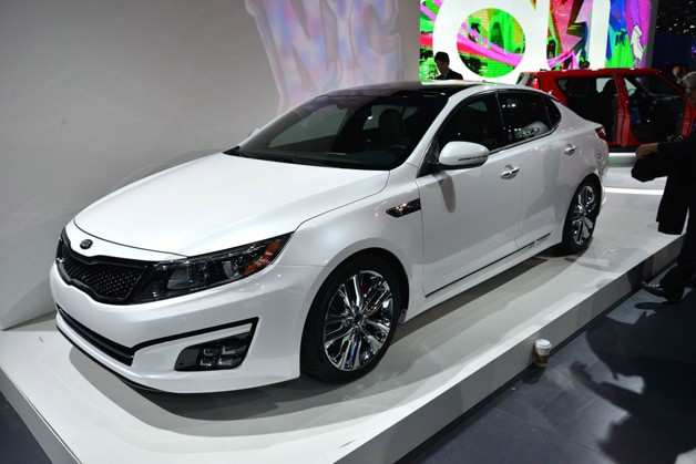 Kia Optima Hybrid